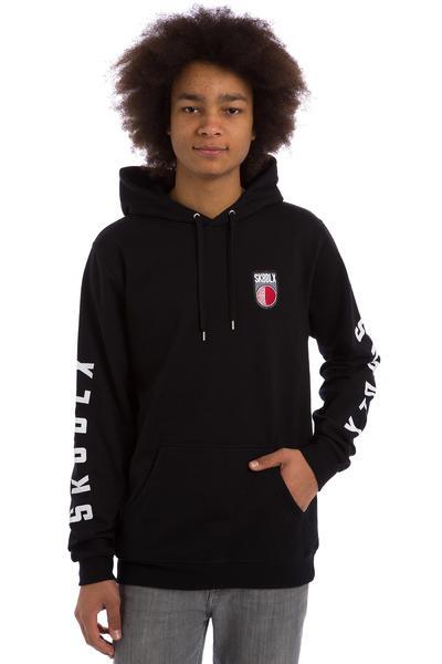 SK8DLX Soccer Hoodie (black)