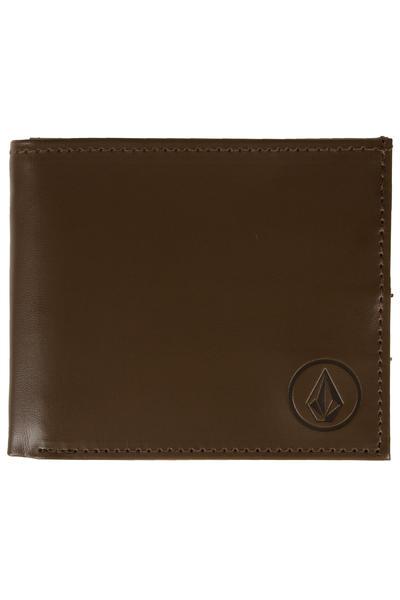 Volcom Corps Small Wallet (mocha)