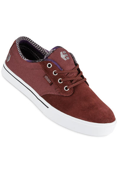 Etnies Jameson 2 Shoe women (burgundy)