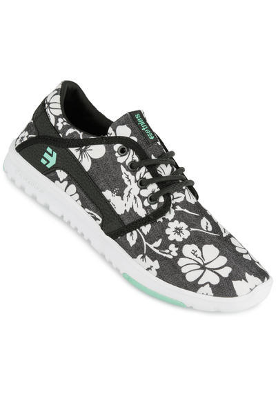 Etnies Scout Shoe women (black aloha)