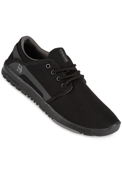 Etnies Scout Shoe women (black black grey)