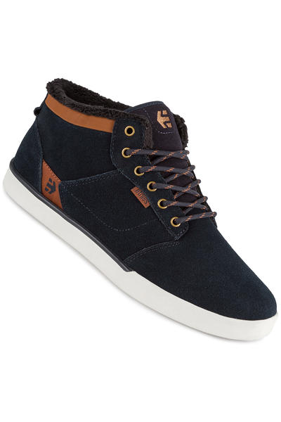 Etnies Jefferson Mid Schuh (navy brown white)