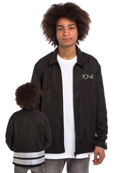 Polar Skateboards Skypager Jacke (black)