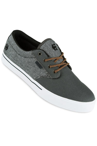 Etnies Jameson 2 Eco Schuh (dark grey black white)