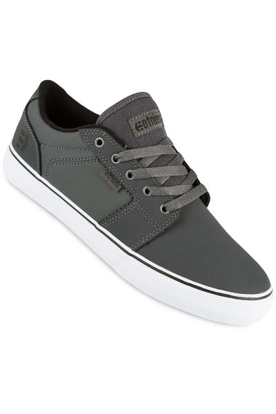 Etnies Barge LS Shoe (grey black white)