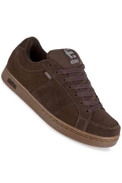 Etnies Kingpin Shoe (dark brown)