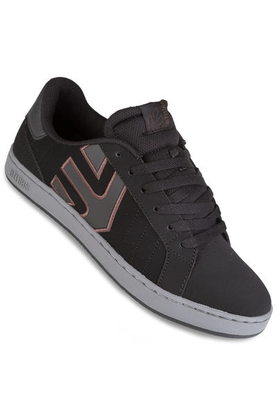 Etnies Fader LS Shoe (black grey black)