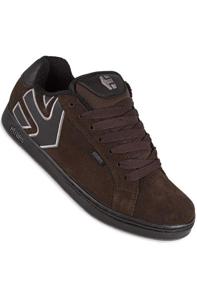 Etnies Fader Schuh (brown black grey)