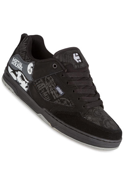 Etnies Metal Mulisha Cartel Chaussure (black skulls)