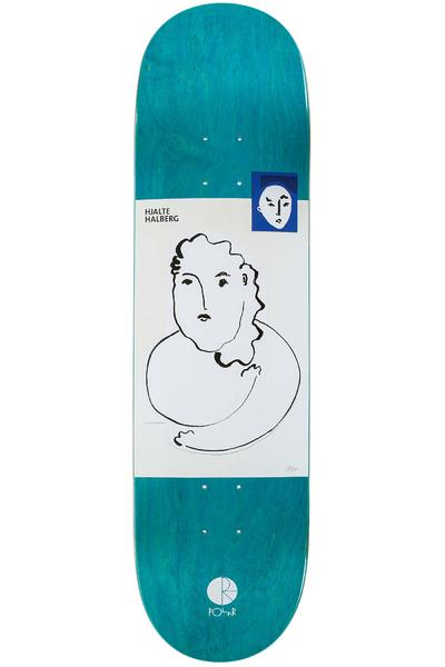 "Polar Skateboards Halberg Collage 1 8.5"" Deck"