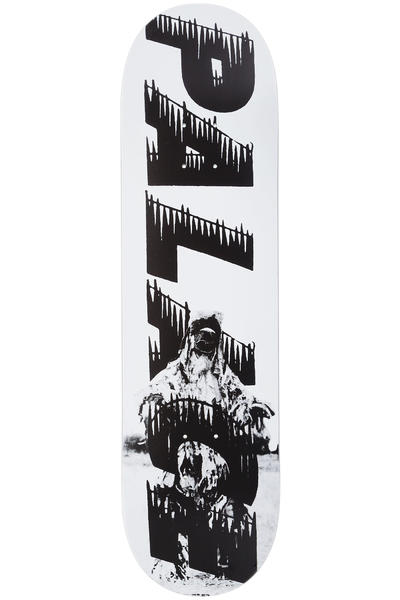 "PALACE SKATEBOARDS Bankhead 8.25"" Deck (white)"
