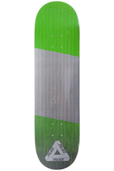 "PALACE SKATEBOARDS Linear 8.375"" Deck (green)"