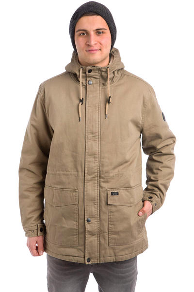 Globe Goodstock Thermal Fishtale Jacket (desert)