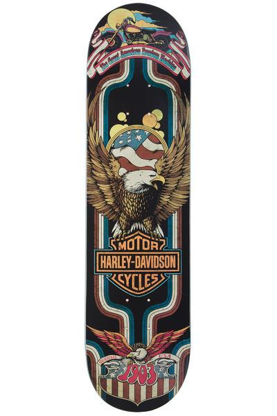 "Darkstar x Harley Davidson® Eagle 8"" Deck (multi)"