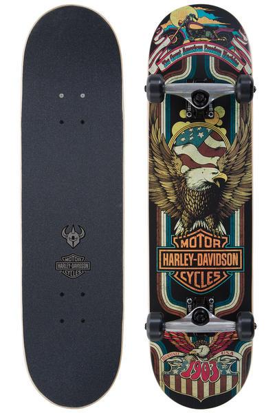 "Darkstar x Harley Davidson® Eagle 8"" Complete-Board (multi)"