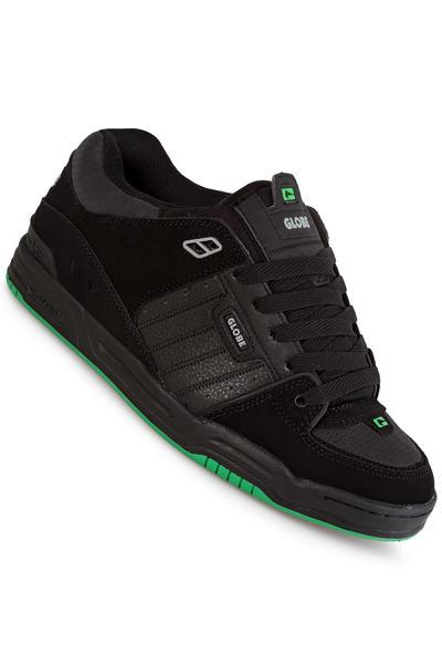Globe Fusion Schuh (black black green)
