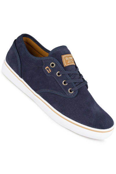 Globe Motley Shoe (navy tan)