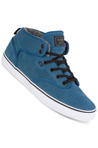 Globe Motley Mid Chaussure (sea blue white)