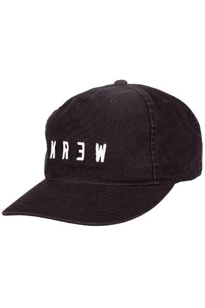 KR3W Locker Wash Snapback Cap (black)