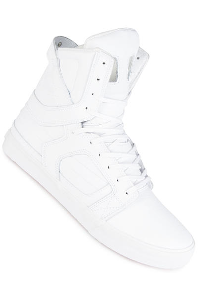 Supra Skytop II Shoe (white white red)