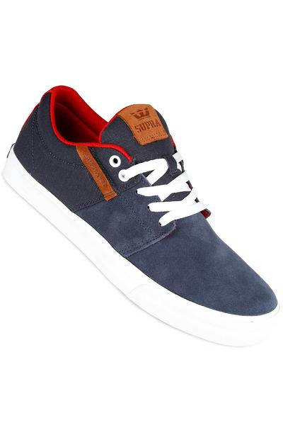 Supra Stacks Vulc II Schuh (navy red white)
