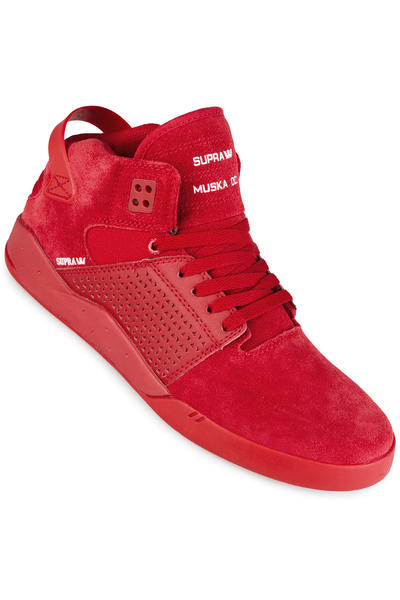 Supra Skytop III Shoe (red red)