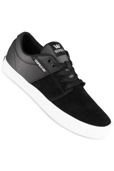 Supra Stacks Vulc II Schuh (black black fade white)