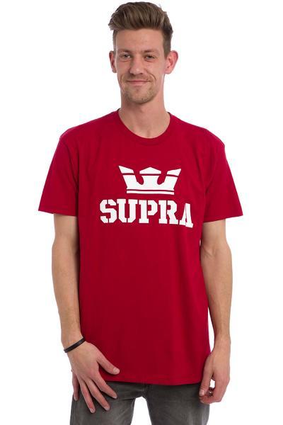 Supra Above T-Shirt (cardinal)