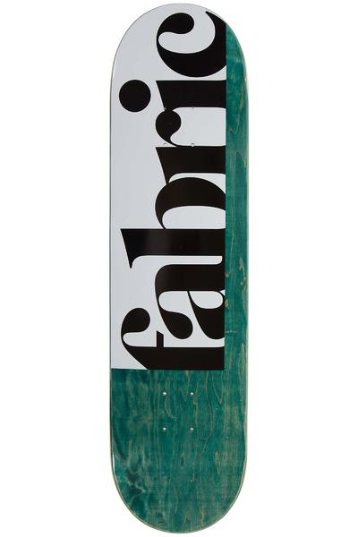 "Fabric Skateboards 1734 8.25"" Planche Skate (green)"