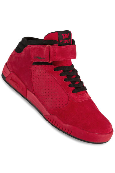 Supra Ellington Strap Schuh (red black)