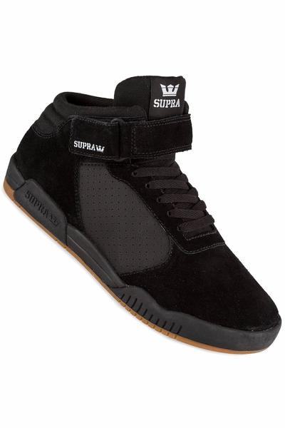 Supra Ellington Strap Shoe (black gum)