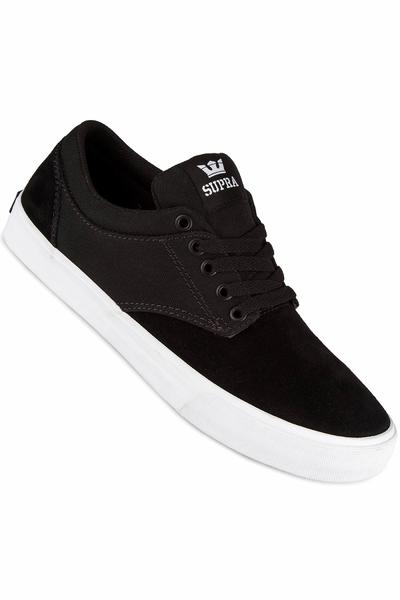 Supra Chino Shoe (black white)