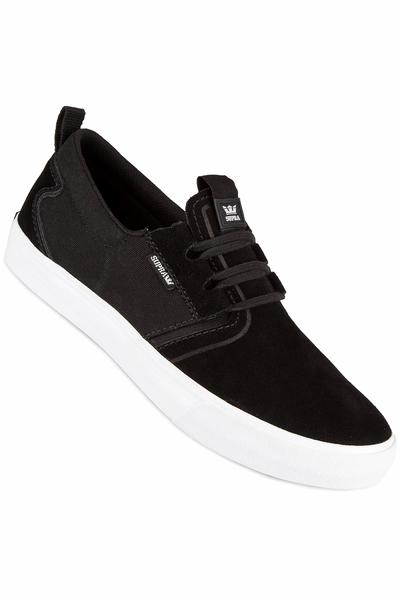 Supra Flow Shoe (black white)