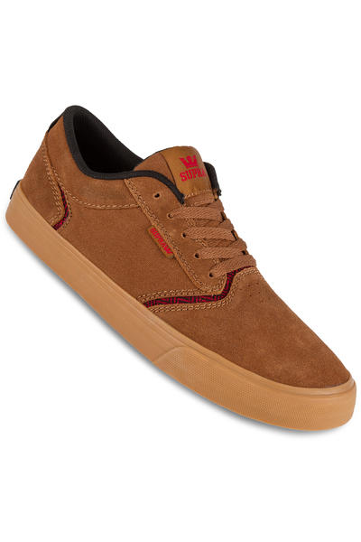 Supra Shredder Schuh (brown red gum)