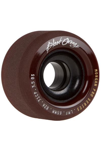 Blood Orange Liam Morgan Pro 65mm 82A Rollen (maroon) 4er Pack