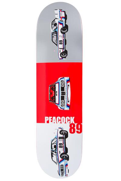 "Primitive Peacock Rally 8.125"" Tabla (multi)"