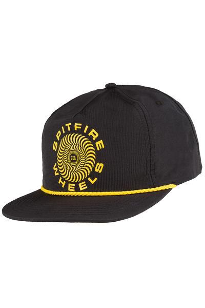 Spitfire Retro Classic Snapback Cap (black)