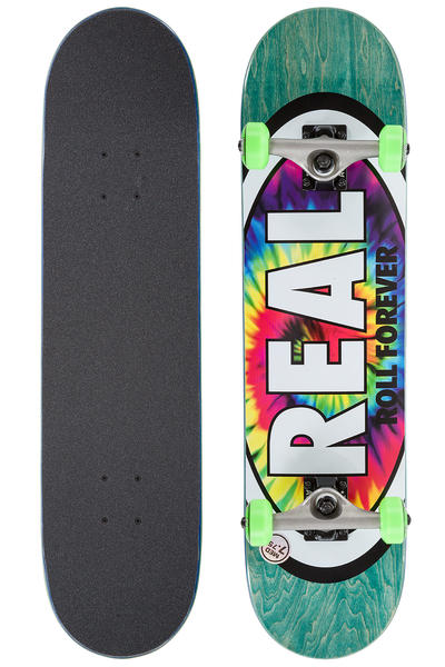 "Real Inner Oval 7.75"" Komplettboard (green)"