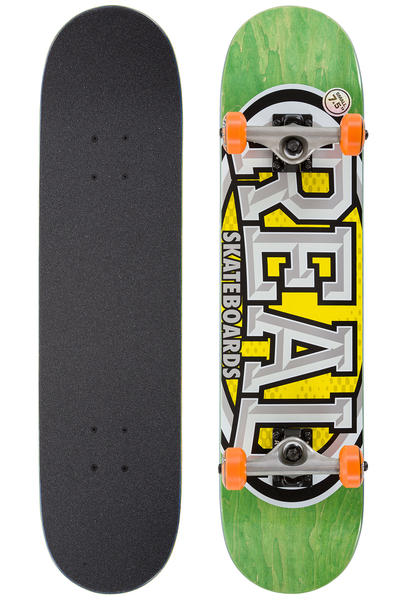 "Real Playoffs 7.5"" Komplettboard (green)"