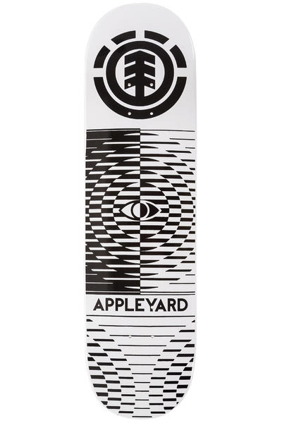 "Element Appleyard Optical Helium 8.25"" Deck (white black)"