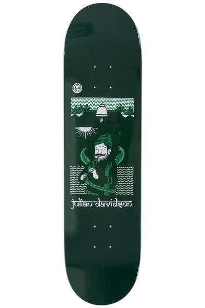 "Element Julian Sanskrit 8.125"" Deck (green)"