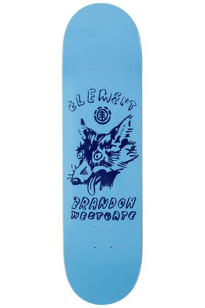 """Element Westgate Doodle 8.25"""" Deck (blue)"""