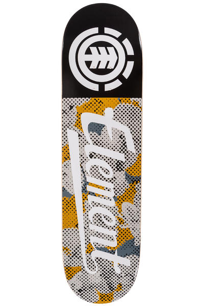 "Element Script Pop 8.25"" Deck (camo)"