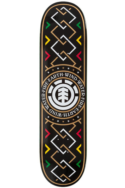 "Element Link 8"" Deck (black)"