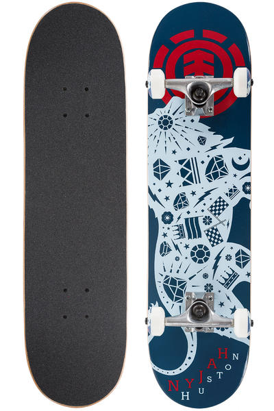 "Element Nyjah Beastmode 7.75"" Complete-Board (blue)"