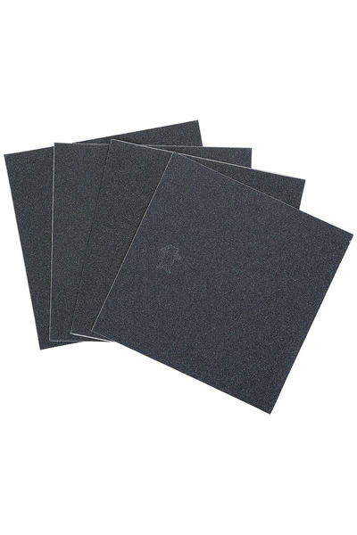 Grizzly Mini Bear Squares Griptape (black)