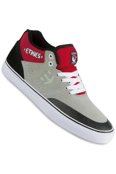 Etnies Marana Vulc MT Birthday Pack Shoe (grey black red)