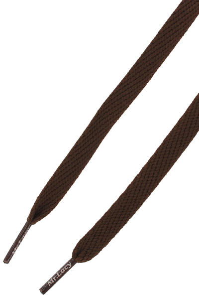 Mr. Lacy Flatties Cordones (brown)