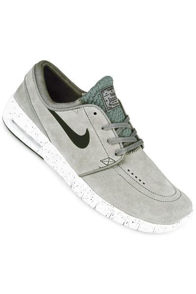 Nike SB Stefan Janoski Max Suede Schuh (cool grey black)