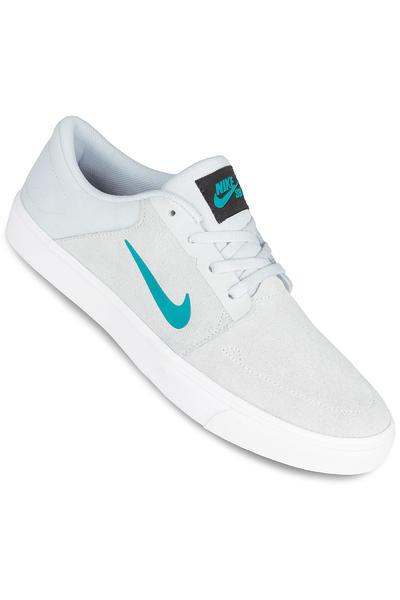 Nike SB Portmore Schuh (pure platinum teal)